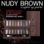 มิสทิน นู้ดดี้ บราวน์ คอมพลีท อาย พาเลท Mistine Nudy Brown Complete eye palette 7.4 กรัม thumbnail 1