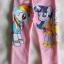 H&M : เลคกิ้ง สกรีนลายม้าโพนี สีชมพู สวยค่ะ size 1-2y thumbnail 1