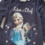 H&M : เสื้อแขนยาว สกรีนลาย เจ้าหญิงเอลซ่า โอลาฟ สีกรม size : 1.5-2y thumbnail 2