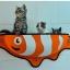 เปลแมวติดกระจก ปลานีโม thumbnail 3