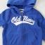 Old navy : เสื้อแจ็คเก็ทกันหนาว มีฮูด สีน้ำเงิน size 12-18m / 18-24m thumbnail 2