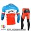 ชุดจักรยานแขนยาวทีม BMC 14 สีฟ้าขาวแดง สั่งจอง (Pre-order) thumbnail 2