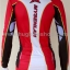 ชุดจักรยานแขนยาวขายาว Mysenlan 16 (01) สีชมพูบานเย็นดำ thumbnail 7