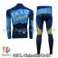 ชุดจักรยานแขนยาวทีม Tinkoff SAXO 13 สีน้ำเงินเหลือง สั่งจอง (Pre-order) thumbnail 2