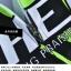 ชุดจักรยานเด็กแขนสั้นขาสั้น CheJi สีเขียวดำ thumbnail 12