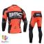 ชุดจักรยานแขนยาวทีม BMC 14 สีแดงดำ สั่งจอง (Pre-order) thumbnail 2