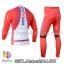 ชุดจักรยานแขนยาวทีม Katwa 14 (01) สีแดงขาว สั่งจอง (Pre-order) thumbnail 2