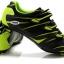 รองเท้าจักรยานเสือหมอบ TIEBAO รุ่น TB36-B816A สีเขียวดำ thumbnail 3