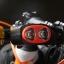 ไฟหน้าจักรยาน Super Bright รุ่น TD-516A สีดำส้ม thumbnail 4