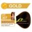 ครีมเปลี่ยนสีผม ดีแคช มาสเตอร์ แมส คัลเลอร์ครีม Dcash Master Mass Color Cream MR 307 น้ำตาลช็อกโกแลตออกทอง (Chocolate Brown Gold Reflect) 50 ml. thumbnail 1