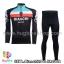 ชุดจักรยานแขนยาวทีม Bianchi 13 (01) สีดำเขียวขาวแดง สั่งจอง (Pre-order) thumbnail 1