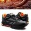 รองเท้าจักรยานเสือภูเขาแบบผ้าใบ TIEBAO รุ่น TB22-B1406 สีดำเทาส้ม thumbnail 8