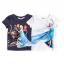 H&M : เสื้อยืด สกรีนลาย เจ้าหญิง Elsa สีขาว (งานช้อป) ตัวขวา Size 10-12y / 12-14y thumbnail 3