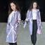 เสื้อคลุมแฟชั่น ผ้าฮานาโกะ /Hanako thumbnail 5