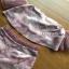 Lady Ribbon Pink Off-Shoulder Top and Shorts thumbnail 7