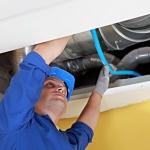 การทำความสะอาดท่อระบายอากาศของแอร์ติดผนัง จำเป็นอย่างยิ่งสำหรับสุขภาพของคุณ