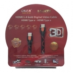 OKER Cable HDMI 15M