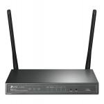 TP-Link SafeStream Wireless N Gigabit Broadband VPN Router TL-ER604W