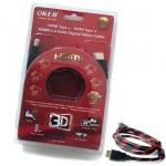 OKER Cable HDMI 3M