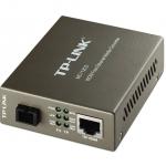 TP-Link 10/100Mbps WDM Media Converter MC112CS