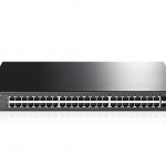 TP-Link JetStream 48-Port Gigabit Smart PoE+ Switch with 4 SFP Slots T1600G-52PS (TL-SG2452P)