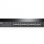 TP-Link 24-Port 10/100Mbps + 4-Port Gigabit Smart Switch TL-SL2428