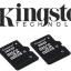 เมมโมรี่การ์ด Kingston 8 GB Class 4 thumbnail 2