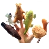TO-011 ตุ๊กตานิ้วมือ ชุดสัตว์ Australia (5 ตัว)