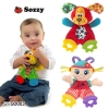 ST-SO003 ตุ๊กตาผ้าพร้อมยางกัด Sozzy