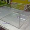 กล่องสำหรับทดลองสารเคมี หนา 6mm.