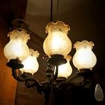 โคมไฟเพดานโบราณ รหัส241260cl