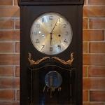 นาฬิกา3ลาน arrow ตู้ไทยเก่า รหัส271060ar
