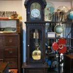 นาฬิกาปารีส 2ถ่วง1ระฆังรหัส3459fc