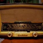 วิทยุหลอดnordmende elektra 57 ปี1956 รหัส281160el
