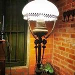 โคมไฟตั้งโต๊ะฝรั่งเศส รหัส101160fr