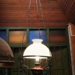 โคมไฟตะเกียงดัช (งานเก่า)รหัส101160dh