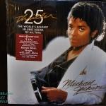 แผ่นเสียง michael jackson อัลบั้มนี้มี2แผ่น รหัส6960mc