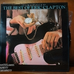 แผ่นเสียง the best of eric clapton รหัส251060er