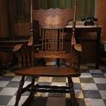เก้าอี้โยกโบราณ รหัส251060cp