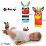 ST-SO002 ถุงเท้า 3D Sozzy