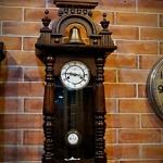 นาฬิกาลอนดอน สิงห์โต U.M. CLOCK ตีระฆังบน รหัส61260ld