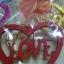 F 106 ของชำร่วย พวงกุญแจหัวใจ LOVE thumbnail 3
