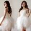 หลังโอน รอสินค้า15-20 วัน ชุดแต่งงานสั้น,ชุดเจ้าสาวสั้น thumbnail 2
