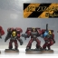 Bloodangel assault squad painted(repaint) thumbnail 1