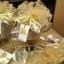 A 117 แก้วกาแฟลายดอกขอบทองขนาด 6*6 ซม. แพ็คถุงฟูกากเพชร thumbnail 9