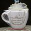 A 105 ของชำร่วย แก้วกาแฟทรงเตี้ยแพ็คถุงฟูกากเพชร thumbnail 2