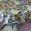 N 102 ของชำร่วยที่เปิดขวดบ่าวสาวปั่นจักรยาน แพ็คถุงพลาสติก thumbnail 2