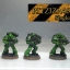 Salamander Tactical squad painted(repaint) thumbnail 2