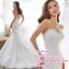 ชุดแต่งงาน ชุดเจ้าสาว พรีออเดอร์ หลังโอนรอสินค้า 15-20 วัน สำ thumbnail 1