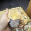 A 117 แก้วกาแฟลายดอกขอบทองขนาด 6*6 ซม. แพ็คถุงฟูกากเพชร thumbnail 6